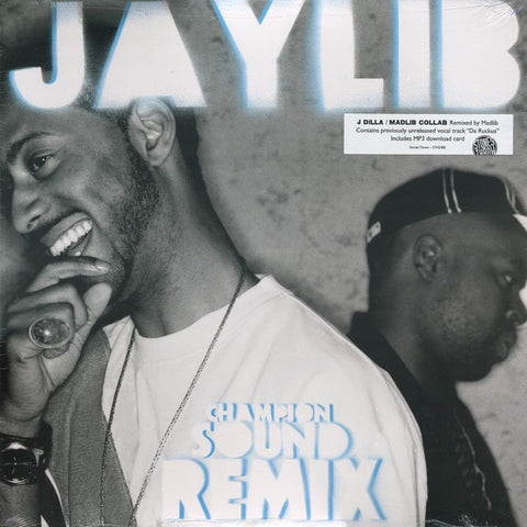 Jaylib - Champion Sound: The Remix