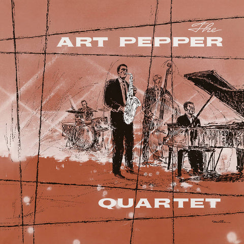 Art Pepper Quartet ‎– The Art Pepper Quartet | RSD2017