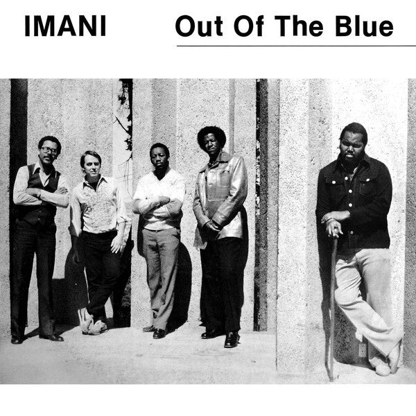 Imani - Out Of The Blues