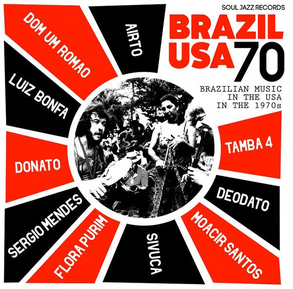 VA -  Brazil USA 70 Brazilian Music In The USA In The 1970s