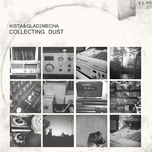 Kista & Glad2mecha ‎– Collecting Dust