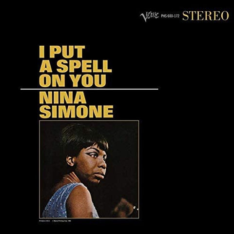 Nina Simone ‎– I Put A Spell On You | Acoustic Sounds