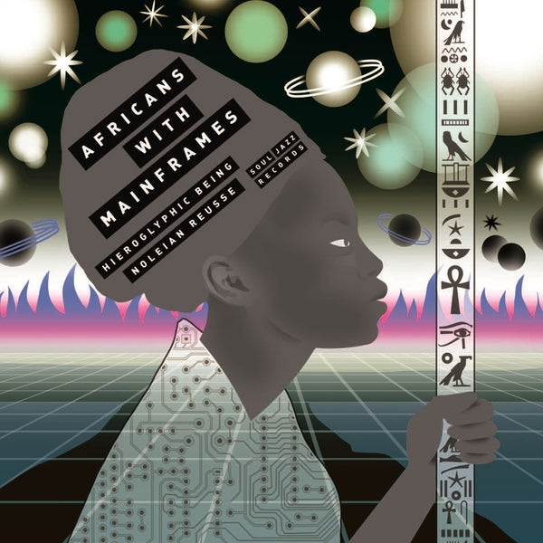 Africans with Mainframes – K.M.T. | vinyl record