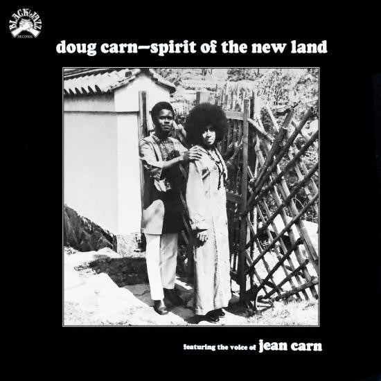 Doug Carn Featuring The Voice Of Jean Carn ‎– Spirit Of The New Land