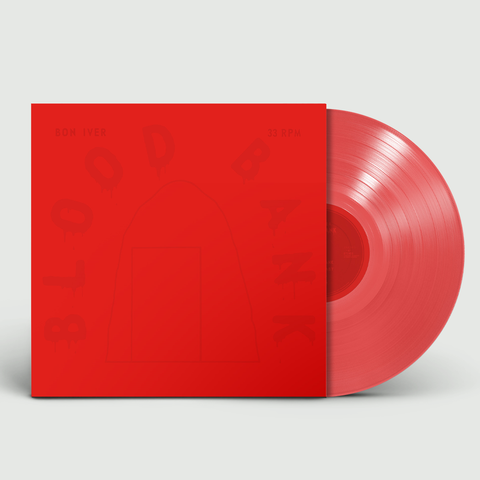 Bon Iver ‎– Blood Bank | Limited Edition | Anniversary Edition