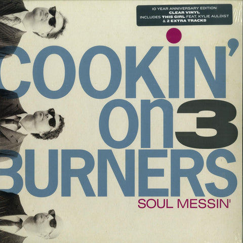 Cookin' On 3 Burners ‎– Soul Messin'