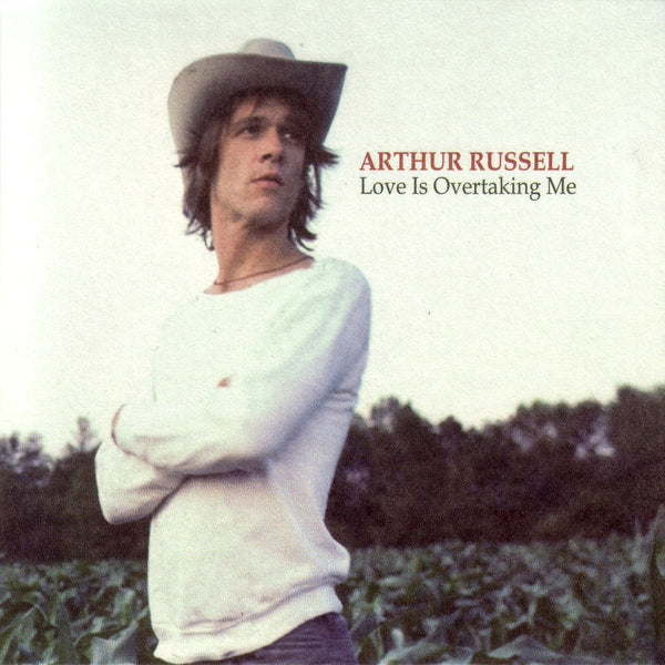 Arthur Russell ‎– Love Is Overtaking Me