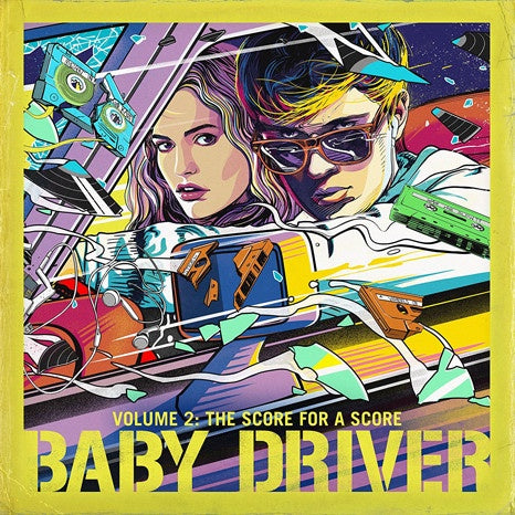 Various - Baby Driver Volume 2: The Score For a Score