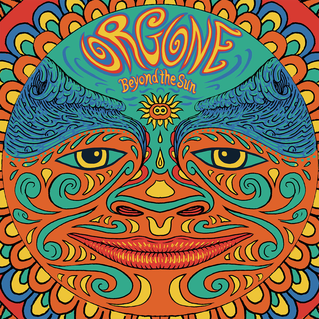 Orgone – Beyond The Sun