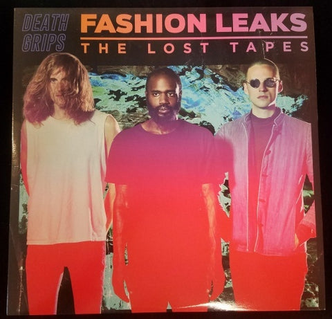 Death Grips - Fashion Leaks - The Lost Tapes