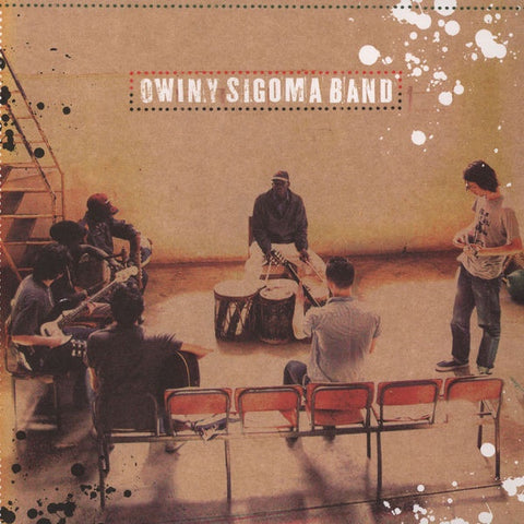Owiny Sigoma Band ‎– Owiny Sigoma Band