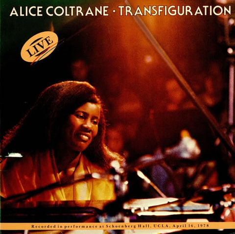 Alice Coltrane - Transfiguration | 2019 Reissue