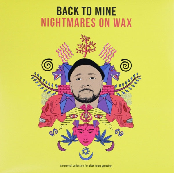 Nightmares On Wax ‎– Back To Mine