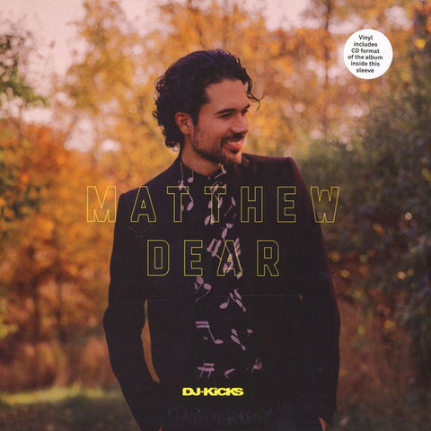 Matthew Dear - DJ Kicks