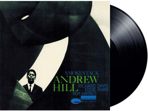 Andrew Hill ‎– Smoke Stack | Blue Note 80