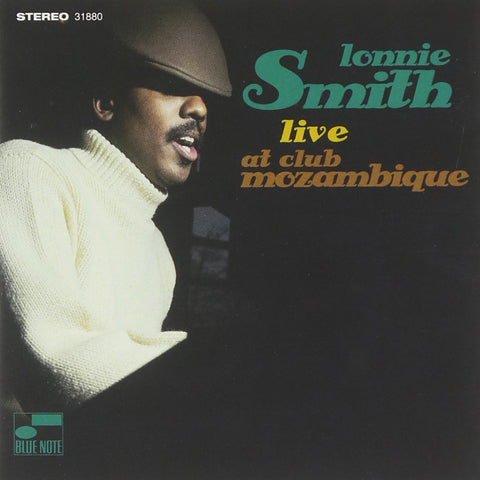 Lonnie Smith ‎– Live At Club Mozambique | Blue Note 80