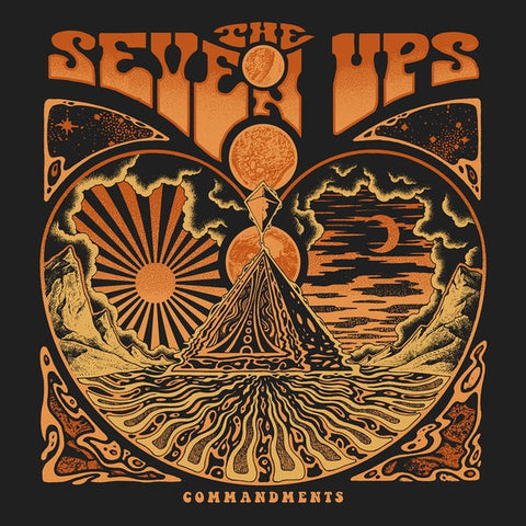 The Seven Ups ‎– Commandments
