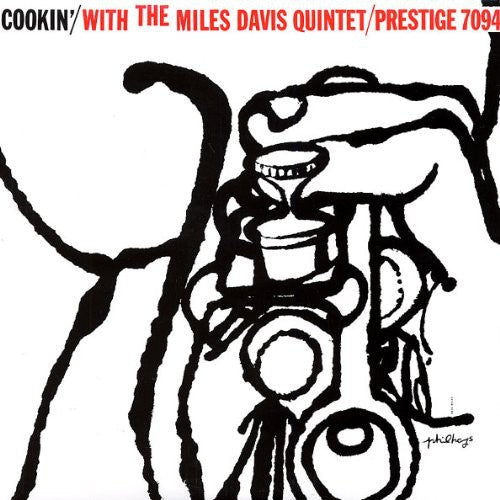 The Miles Davis Quintet ‎– Cookin' With The Miles Davis Quintet