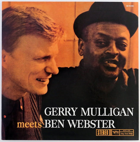 Gerry Mulligan, Ben Webster ‎– Gerry Mulligan Meets Ben Webster | Analogue Productions