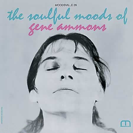 Gene Ammons - The Soulful Moods Of Gene Ammons