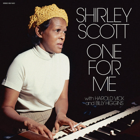 Shirley Scott ‎– One For Me