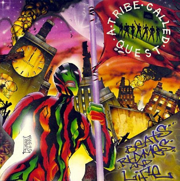 A Tribe Called Quest ‎– Beats, Rhymes And Life - Vinyl Record