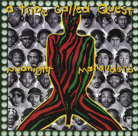 A Tribe Called Quest – Midnight Marauders | vinyl record