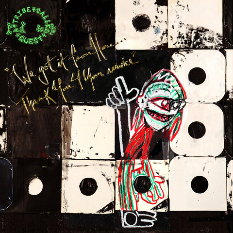 A Tribe Called Quest ‎– We Got It From Here…Thank You 4 Your Service - Vinyl Record
