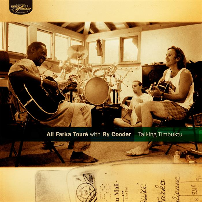 Ali Farka Touré with Ry Cooder – Talking Timbuktu | 2015 Reissue
