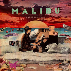 Anderson .Paak - Malibu | US Press
