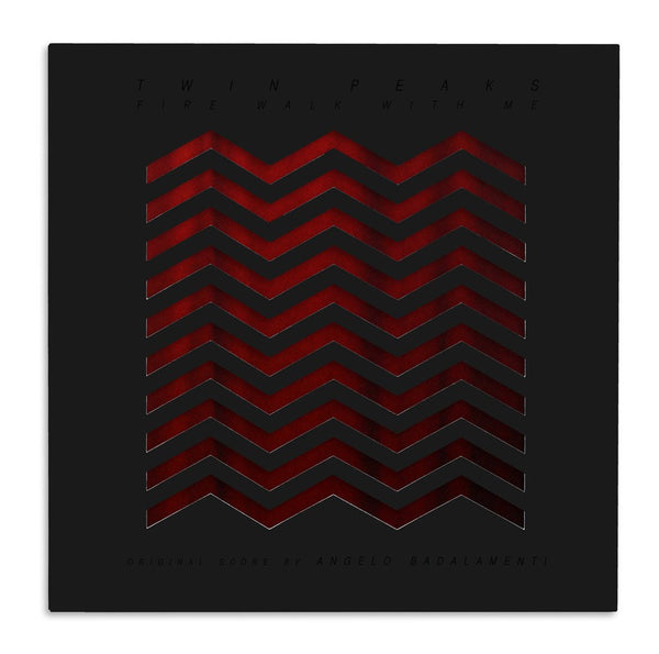 Angelo Badalamenti ‎– Twin Peaks: Fire Walk With Me