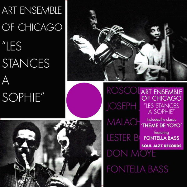 Art Ensemble Of Chicago ‎– Les Stances A Sophie | 2018 Reissue