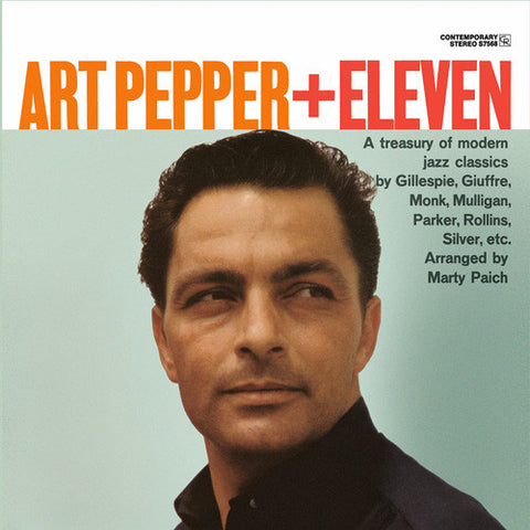 Art Pepper – Art Pepper + Eleven