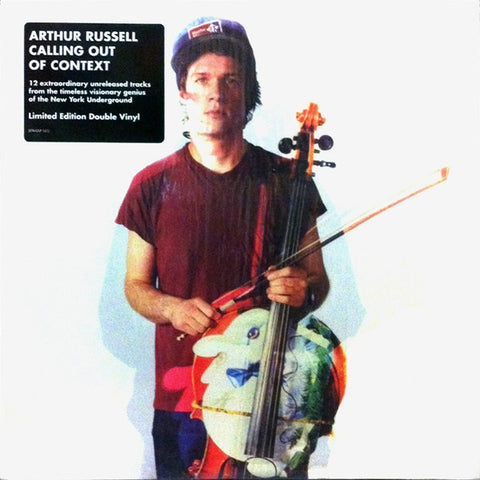 Arthur Russell ‎- Calling Out Of Context