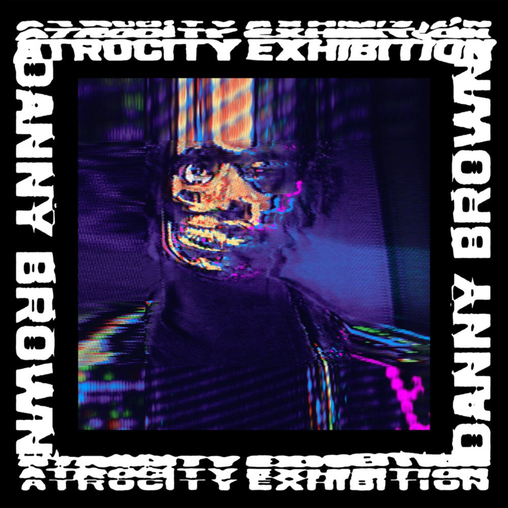 Danny Brown ‎– Atrocity Exhibition | Limited Edition Colored Vinyl