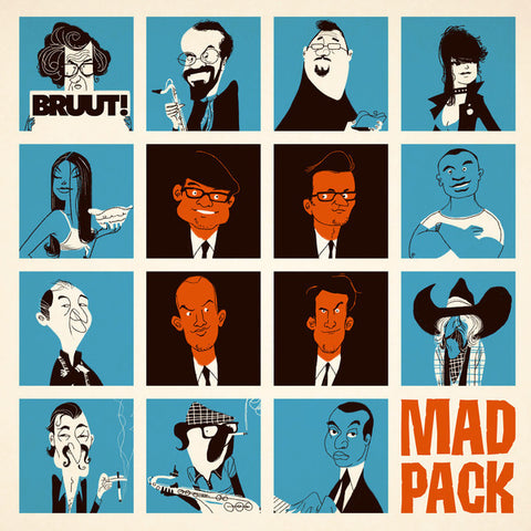 BRUUT! - Mad Pack