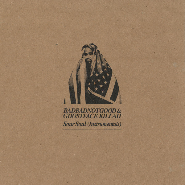 BadBadNotGood & Ghostface Killah ‎– Sour Soul [Instrumentals]