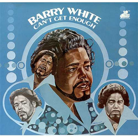 Barry White – Can't Get Enough Of Your Love | 2018 Reissue