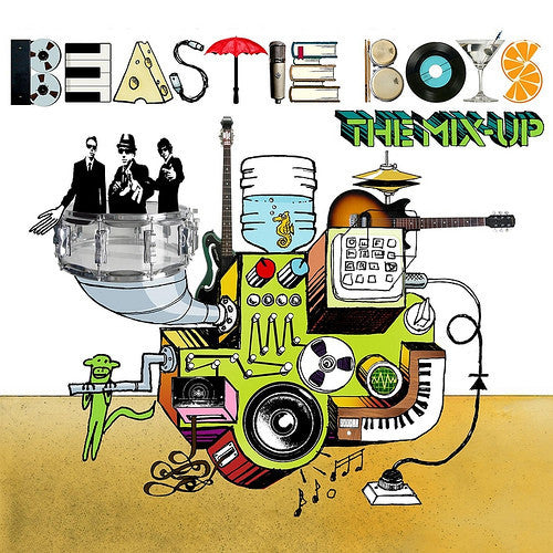 Beastie Boys – The Mix-Up