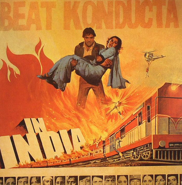 Beat Konducta [Madlib] ‎– Vol. 3: Beat Konducta In India (Raw Ground Wire Hump)