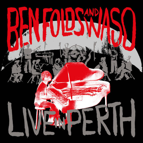 Ben Folds And WASO ‎– Live In Perth | RSD2017