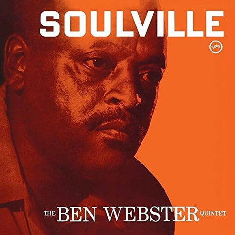 Ben Webster Quintet - Soulville | Mono 45rpm 2LP