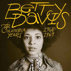 Betty Davis ‐ The Columbia Years 1968‐1969