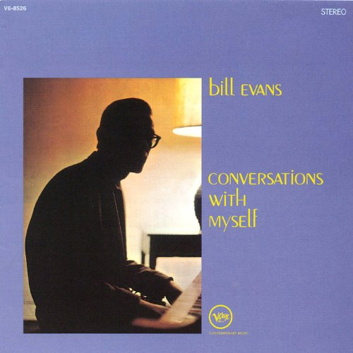 Bill Evans – Conversations With Myself | 2013 Reissue