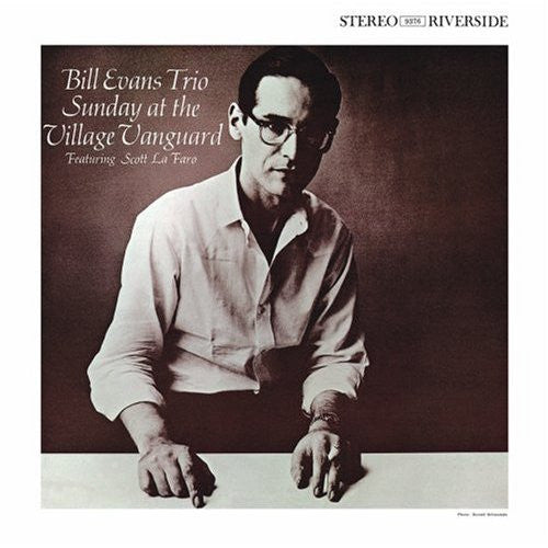 Bill Evans Trio – Sunday At The Village Vanguard