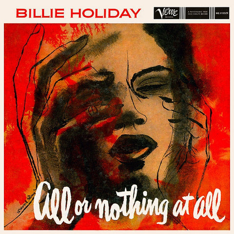 Billie Holiday - All Or Nothing At All | Mono 45rpm 2LP