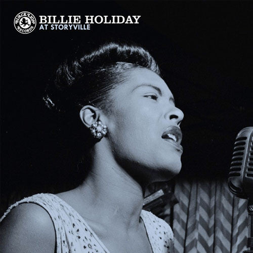 Billie Holiday ‎– At Storyville