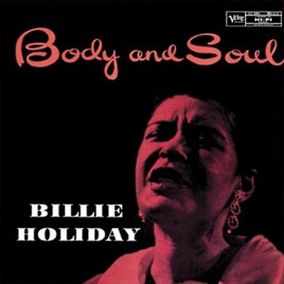 Billie Holiday - Body and Soul | Mono 45rpm 2LP