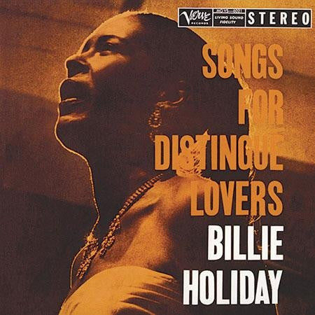 Billie Holiday ‎– Songs For Distingué Lovers | 45rpm 2LP
