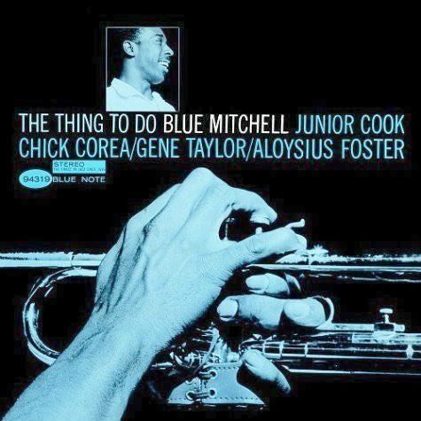 Blue Mitchell – The Thing To Do